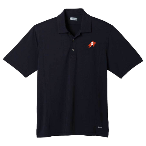 Mens Black Polo Shirt
