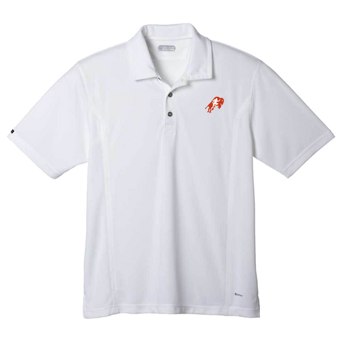 Mens White Polo Shirt