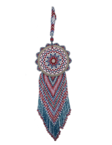 Beaded Dream Catcher DC9