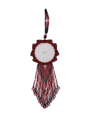 Beaded Dream Catcher DC10