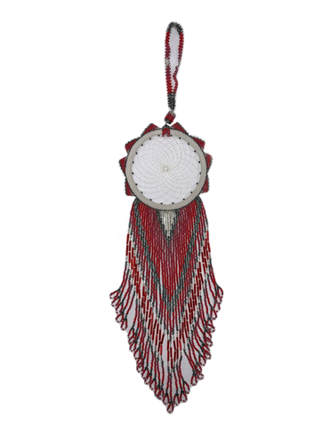 Beaded Dream Catcher DC11