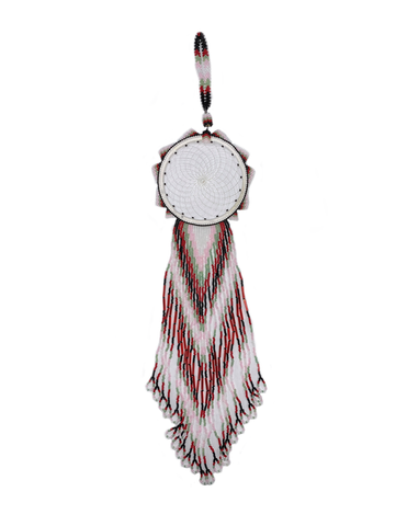 Beaded Dream Catcher DC12