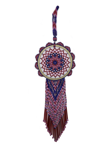 Beaded Dream Catcher DC14