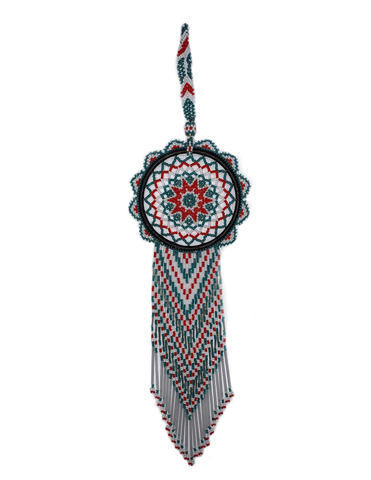 Beaded Dream Catcher DC3