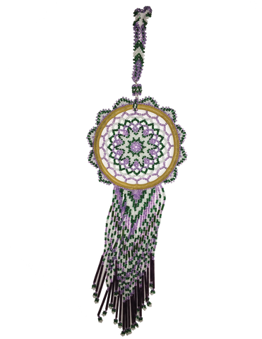 Beaded Dream Catcher DC20-10