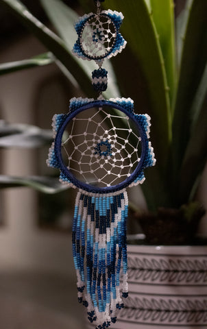Medium Two Tiered Dreamcatcher