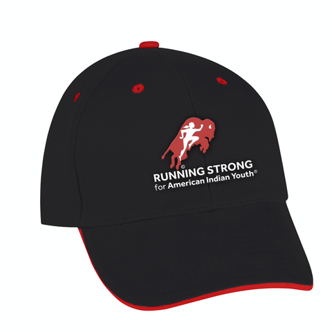 Running Strong Baseball Cap