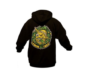 Lemon Tree Original Hoodie - Black by Lemon Life SC