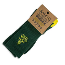 Load image into Gallery viewer, Organic Hemp Socks w/ The Hemp Trading Co Stitching by THTC