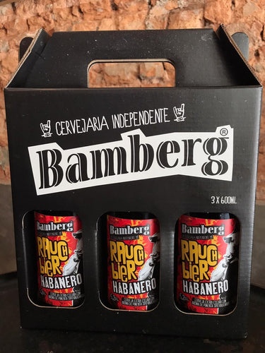 Kit Bamberg Rauchbier Habanero 600ml