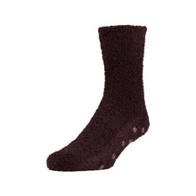 Load image into Gallery viewer, 12 and 6 Pairs of Soft Non Skid Socks, Fuzzy Hospital Socks, Size 10-13