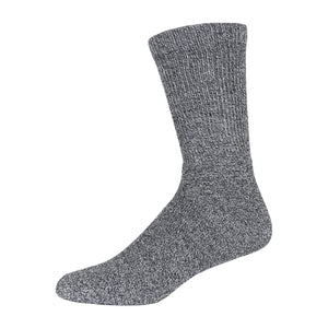 Thermal diabetic socks grey