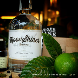 Moonshiner Brother Gin 70cl