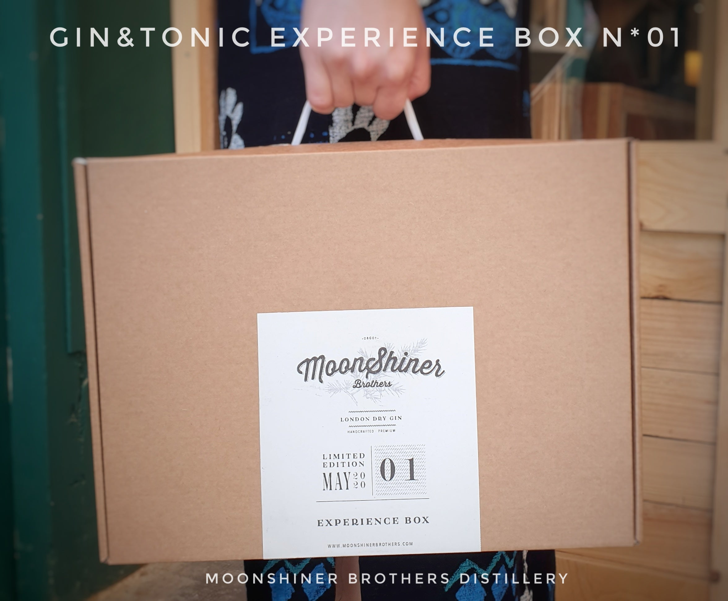 Moonshiner Brothers Box Experience N01
