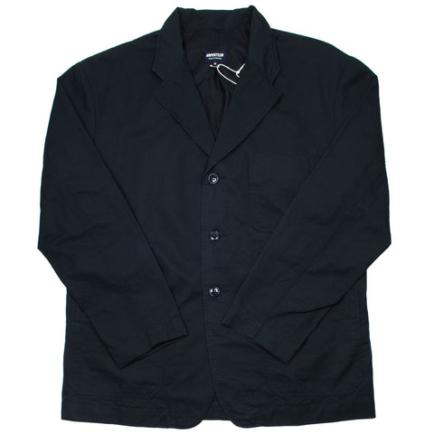 Arpenteur - Atelier Cotton-Linen Twill Jacket - Navy