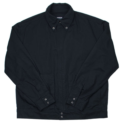 Arpenteur - Barelli Cotton-Linen Twill Jacket - Navy