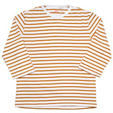 Arpenteur - Brehat Breton Jersey - White / Orange