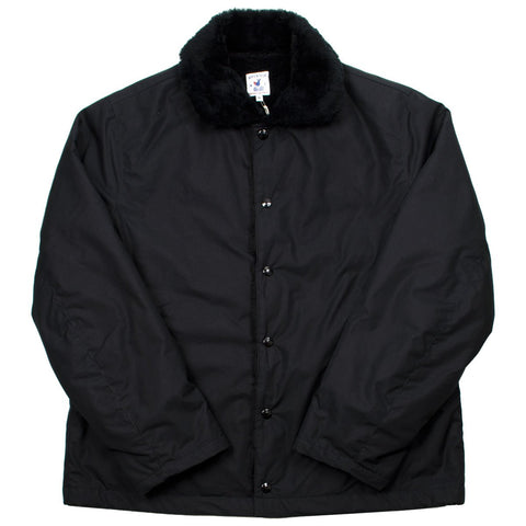 Arpenteur - Quart Short Jacket - Black