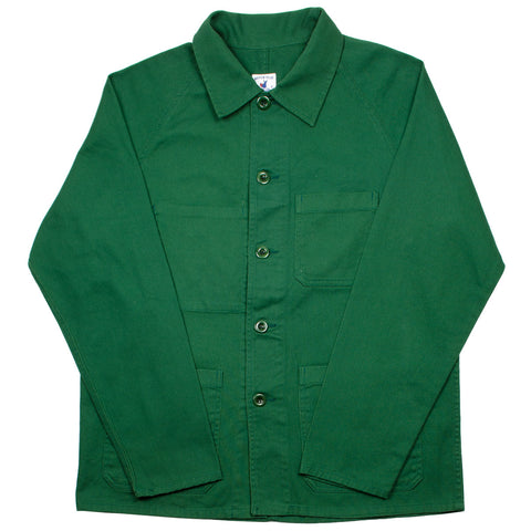 Arpenteur - Raglan Work Jacket - Green