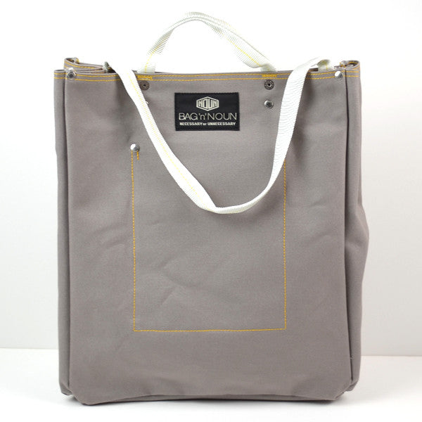 Bag'n'Noun – Quality Canvas Toolbag Classic – Grey