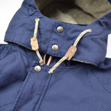 Battenwear - Cargo Coat - Navy
