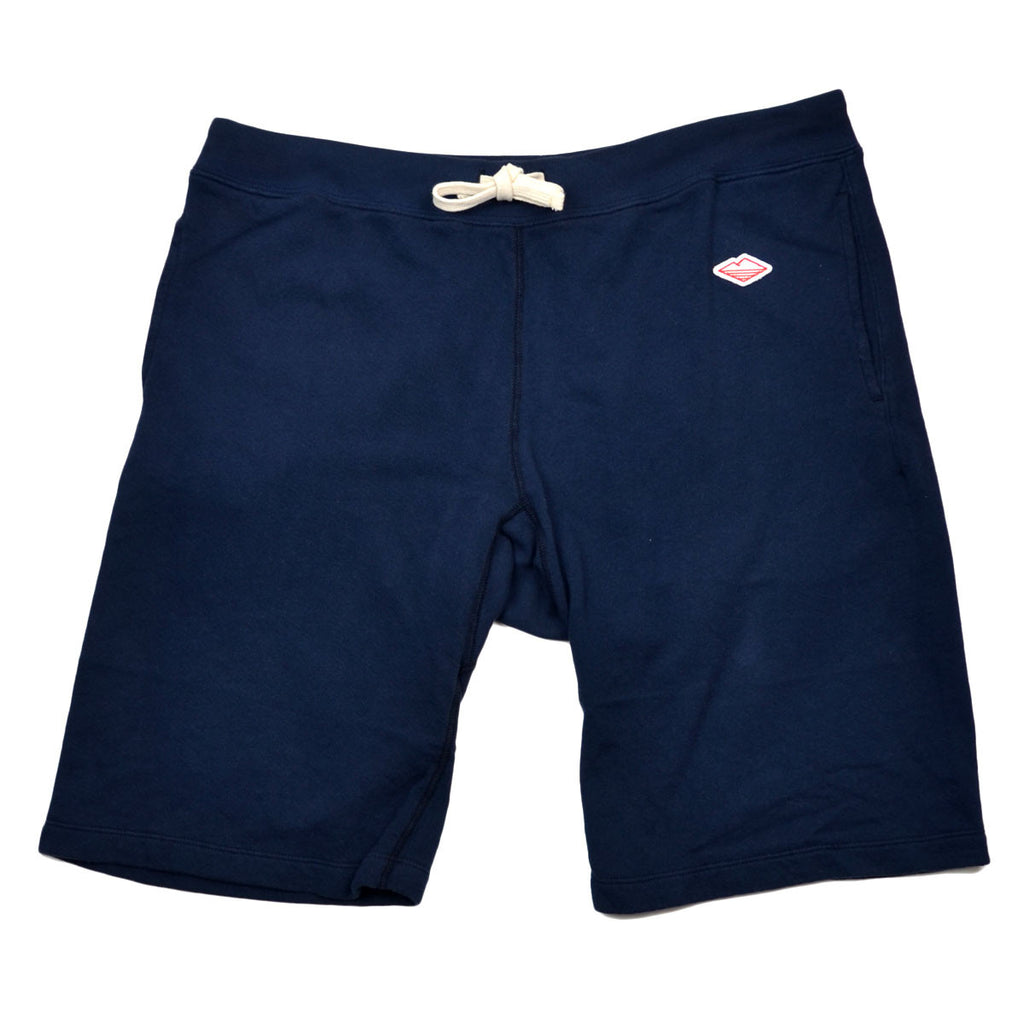 Battenwear - Gym Sweat Shorts - Navy