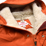 Battenwear - Northfield Parka - Burnt Orange