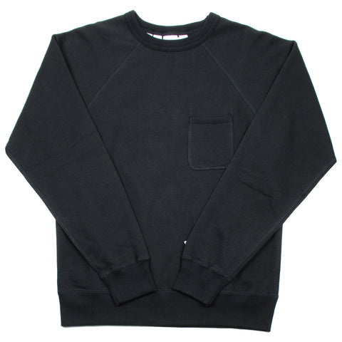 Battenwear - Reach-Up Sweatshirt - Black