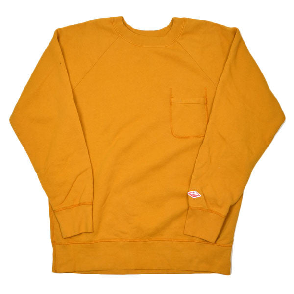 Battenwear - Reach-Up Sweatshirt - Mustard