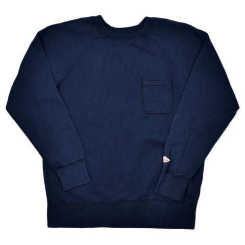 Battenwear - Reach-Up Sweatshirt - Navy
