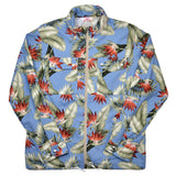 Battenwear - Team Jacket - Blue Floral Print