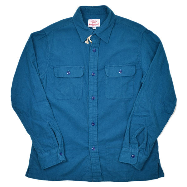 Battenwear - Trail Shirt - Peacock