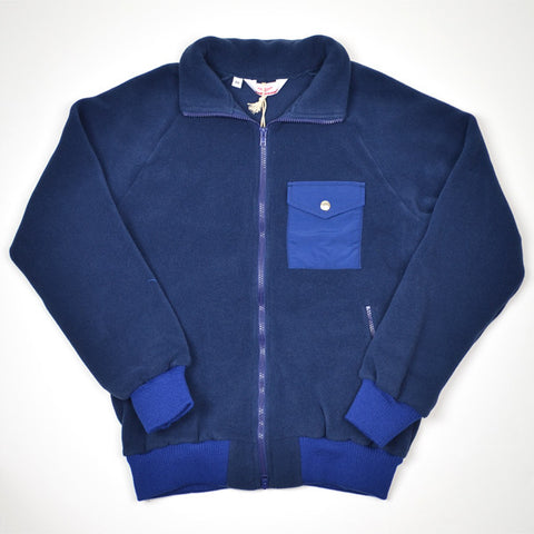 Battenwear - Warm-Up Fleece - Navy