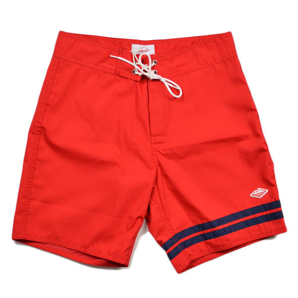 Battenwear – Board Shorts – Red