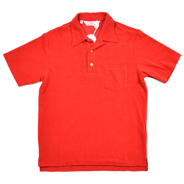 Battenwear – Boardwalk Polo – Red