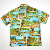 Battenwear – Five-Pocket Island Shirt – Photo Print