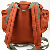 Battenwear – Retro Rucksack – Burnt Orange