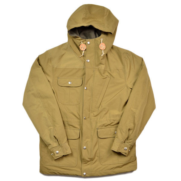 Battenwear – Travel Shell Parka – Khaki