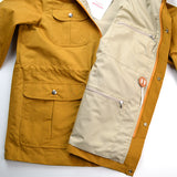 Battenwear – Travel Shell Parka – Mustard