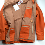 Battenwear – Travel Shell Parka – Orange