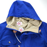 Battenwear – Travel Shell Parka – Royal