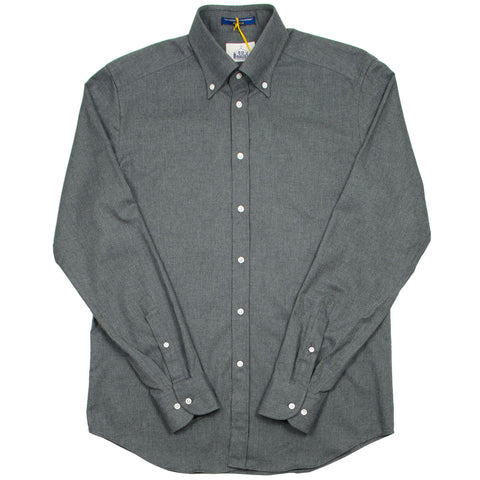 BD Baggies - Bradford BD Shirt - Flannel Dark Grey