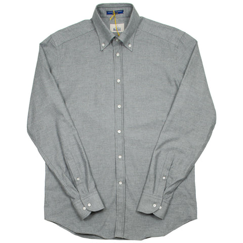 BD Baggies - Bradford BD Shirt - Flannel Light Grey