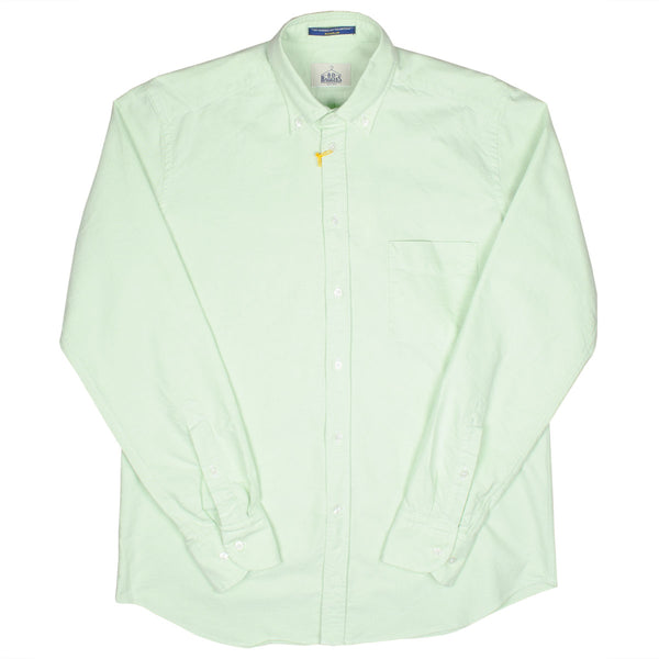 BD Baggies - Bradfort BD Shirt With Pocket - Oxford Green