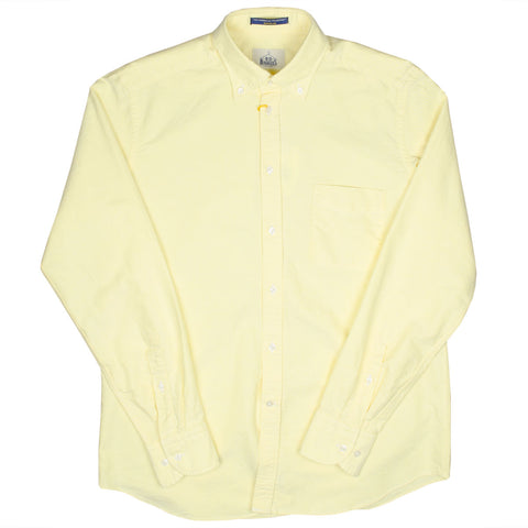 BD Baggies - Bradfort BD Shirt With Pocket - Oxford Yellow