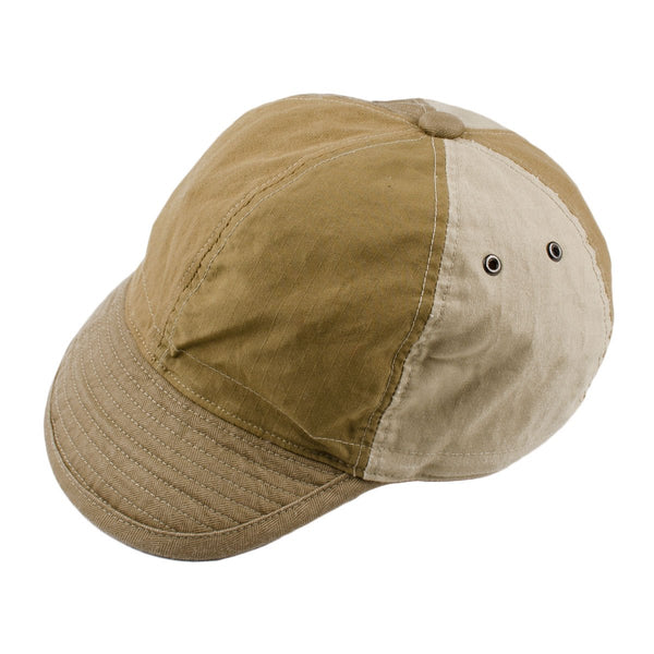 cableami - Army Cap - Beige Patch