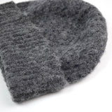 cableami - Shaggy Dog Dot Beanie - Grey