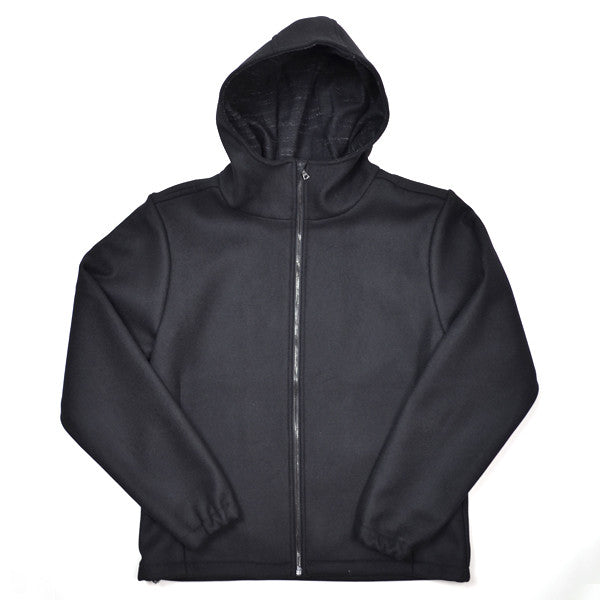 Coltesse - Blurred Windbreaker - Black