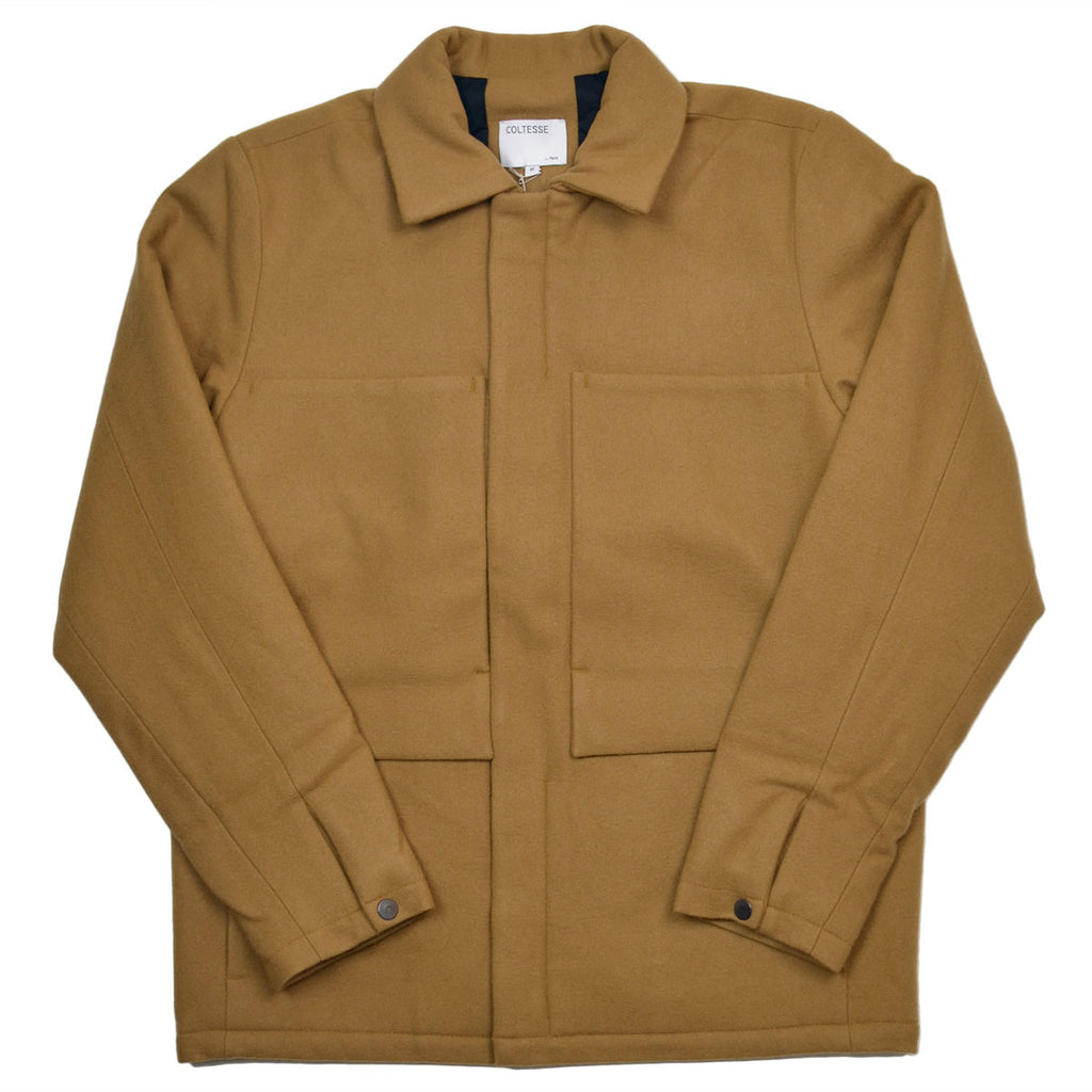 Coltesse - Lioubov Wool Jacket - Camel