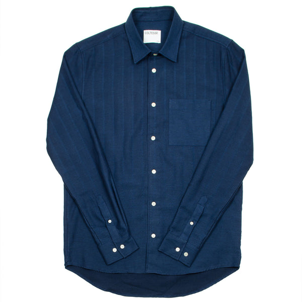 Coltesse - Lucidus Shirt - Blue Lined